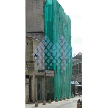 Filet pour ravalement monument 150g/m2