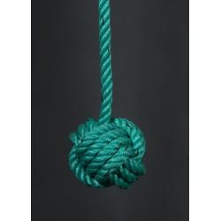 Corde avec pomme de touline