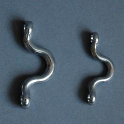 Etrier inox forgé 316L 8/11mm (à droite)