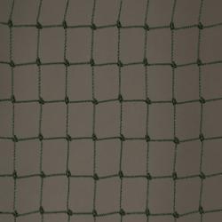 Filet de protection maille 48 mm vert