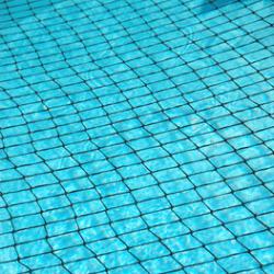 Filet anti-chutes piscine