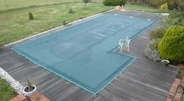 Filets pour piscines