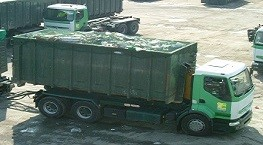 Filets de benne & transport