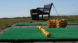 Filet de practice de golf
